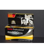 Kodak Professional BW400CN Film 3 Rolls Black and White 35 mm 72 Exposur... - $29.69