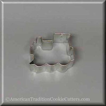 "2"" Mini Locomotive Metal Cookie Cutter #NA8011 - $1.75"