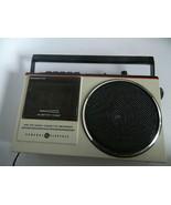 Vintage General Electric AM/FM Radio Cassette Recorder Model No. 3-5244B GE - $14.99
