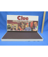 Vintage 1986 Clue Board Game By Parker Brothers Original Players Made In... - $13.85