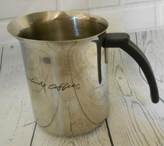 Starbucks Barista Coffee Stainless Steel Espresso Steamer Pitcher 20 oz - $12.53