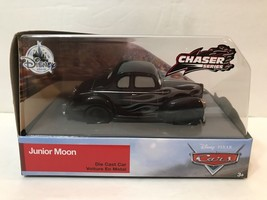 Disney Store Exclusive Cars Junior Moon Die Cast Car Chaser Series New in Box - $24.24