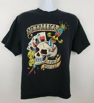 Metallica NorCal 2004 Madly In Anger at World Concert Rock Band T-shirt Size XL - $79.19