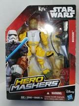 Disney Hasbro Star Wars BOSSK Hero Masher Action Figure - $9.69