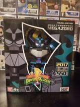 Bandai Mighty Morphin Power Rangers Megazord Touma Edition 2017 NYCC Exc... - $78.34