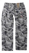 NEW NWT LEVI'S STRAUSS MEN'S ORIGINAL RELAXED FIT CARGO I PANTS GRAY 124620040 image 2