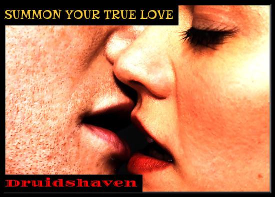LOVE SPELL, SUMMON A LOVER SPELL, TRUE LOVE, SOUL MATE SPELL - $39.97