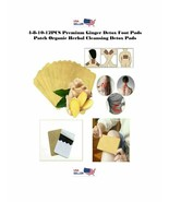 Extra Strength Pain Relief Herbal-Eucalyptus Back-Legs-Hand Pads USA SELLER - $12.95