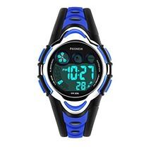 Kids Watch, PASNEW Cool Design Lightweight Waterproof Sports Wrist Watch... - $47.75