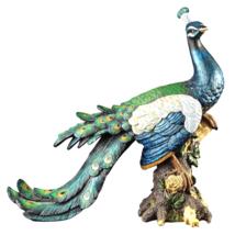 Palace Peacock Garden Statue - $54.26