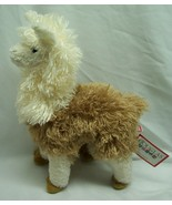 "Douglas CUTE AND SOFT PADDY O'LLAMA 10"" Plush STUFFED ANIMAL Toy NEW - $19.80"