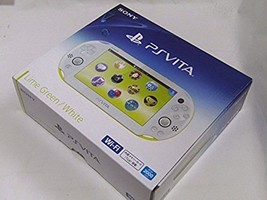 SALE PlayStation PS Vita Wi-Fi Console Slim 2000 Lime Green Yellow PS Vita - $148.50