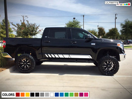 Sticker Side Stripes for Toyota Tundra 2001 2002 2003 2004 2005 2014 2015 flare - $59.40+