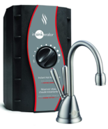 Insinkerator HC-VIEW-SN View Satin Nickel Instant Hot/Cold Water Dispen... - $488.06