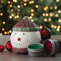 Frosty Candle Breeze Fan Fragrance Warmer - $31.99