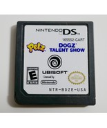Petz: Dogz Talent Show (Nintendo DS, 2009) CARTRIDGE ONLY - $3.99