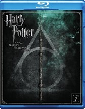 Harry Potter & The Deathly Hallows-P2 (Blu-Ray/Digital Hd/Ultraviolet/Se)