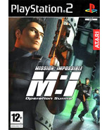 Mission Impossible: Operation Surma (PS2) - Free Postage - UK Seller - $6.66