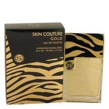 Armaf Skin Couture Gold Cologne By Armaf 3.4 oz Eau De Toilette Spray For Men - $31.84