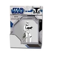 Set of 3 PVC Key rings Darth Vader, C-3PO and Stormtrooper Star Wars image 2