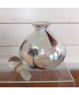 Glass Perfume or Cologne Bottle Clear Empty No Mark - $14.99