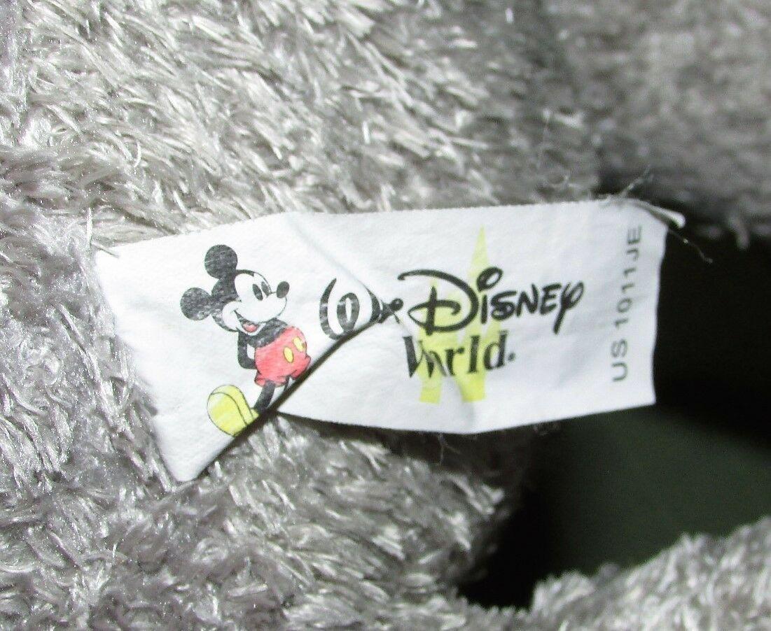 """12"""" Eeyore Disney GREY Plush Stuffed Animal Cuddly Soft Cuddly Detachable Tail"""
