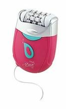 Emjoi eRase 60-Disc Precision Hair Removal Epilator (Pink & Teal) AP-14EPT - $60.39