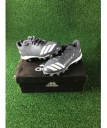 Adidas Icon MD K 12.0 Youth Size Baseball Cleats - $14.99