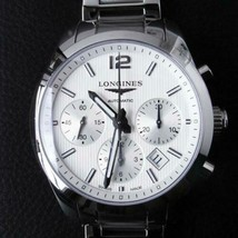 LONGINES Conquest Classic Chronograph Men's Watch - $2,025.53