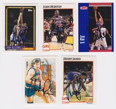 Cleveland Cavaliers Signed Autographes Lot of (5) Trading Cards - Price,... - $14.99