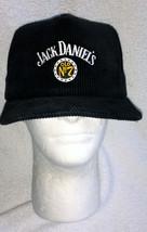 New Era Jack Daniels Old No 7 corduroy hat black Made in USA OSFA snapback - $29.65