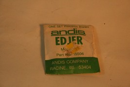 ANDIS BLADE Set For Edjer REPLACEMENT Model #15506 - $14.84