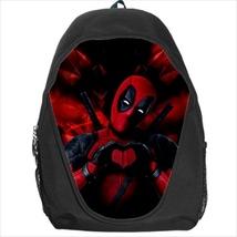backpack bookbag deadpool - $41.00