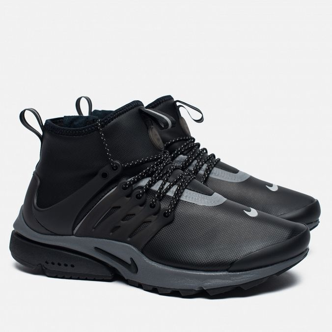 outlet store e00c4 b2ca8 NEW NIKE AIR PRESTO Mid UTILITY 859527-002 US(wmn) sz s  6