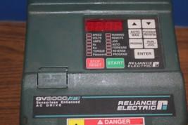 Reliance Electric AC Drive GV3000/SE - $1,389.00