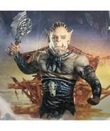 World of Warcraft Durotan Prestige Disquise Adult XL Cosplay Costume NEW - $52.99