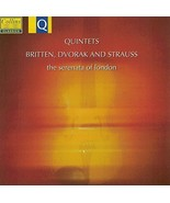 Quintets - The Serenata of London Octet play works by Britten: Simple Sy... - $57.26