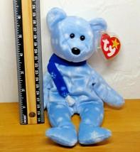 Ty Beanie Babies 1999 Holiday Teddy Bear Plush NWT - FAST INSURED SHIPP... - £23.96 GBP