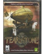 TEARSTONE-NEW & SEALED CD-ROM HIDDEN OBJECTS VIDEO GAME - $5.88
