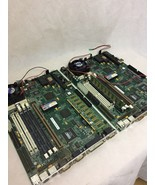 Lot of 2 FI-PHLPX-PEL01-6 0407-05506 Circuit Boards Untested For Parts O... - $46.44