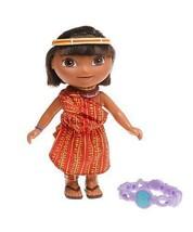 Dora The Explorer World Adventure Tanzania Doll 2006 New - $12.99