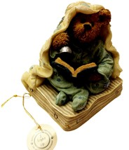 "Boyds Bears ""Fraidy Bear Did You Hear That"" Light Up Flashlight 1E/89 VE... - $29.99"