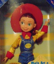 JESSIE TOY STORY THE COWGIRL MATTEL DISNEY DOLL TOY STORY 2  - $16.78