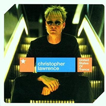 United States of Trance by Christopher Lawrence Cd
