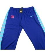 Nike FC Barcelona JDI Soccer Pants Mens Size XL Royal Blue Taper NEW CW6... - $67.27