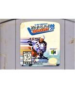 Wayne Gretzky's 3D Hockey '98 - Nintendo 64 (1997) - $14.00