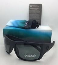 New Polarized ETHER VONZIPPER Sunglasses SUPLEX Black Satin with Wildlif... - $159.95