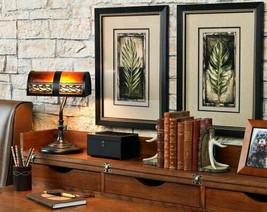 "Dale Tiffany TA100682 Egyptian Desk Lamp Metal Mica Bronze Tone 10"" x 10... - €133,03 EUR"