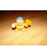 "3"" Russ Chubby Boy Troll PVC Figure Cake Topper Save a Chicken Get Well ... - $10.00"
