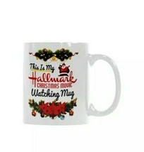 Cute Mug This Is My Hallmark Christmas Movie Ceramic Coffee Mug Office T... - $15.83